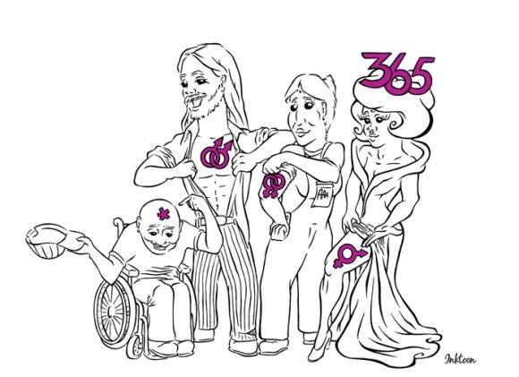Nr 5 - Stonewall Enpowerment Klein